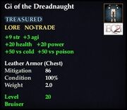 Gi of the Dreadnaught