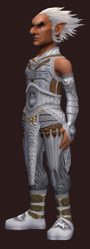Cenobite's Gi of the Citadel (Equipped)