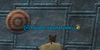 Durable Target Dummy