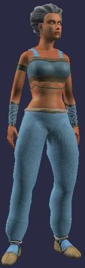 Ess Li's Resplendent Gi (Visible, Female)