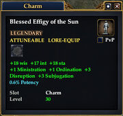 Blessedeffigy