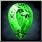 Charm Icon 68 Green (Treasured)