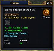 Blessed Token