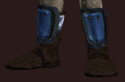 Skullhelm's Moccasins (Equipped)