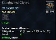Enlightened Gloves
