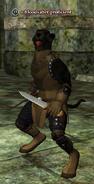 A Bloodsaber proficient (ratonga)