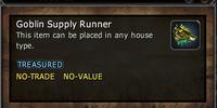 Goblin Supply Runner
