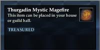 Thurgadin Mystic Magefire