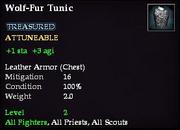 Wolf-Fur Tunic