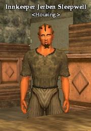 Innkeeper Jerben Sleepwell