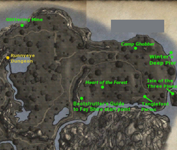 Bootstrutter's Trail Guide to Fay Shire (map)