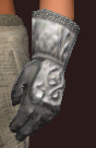 Vagabond's Chain Gloves of Deftness (Equipped)