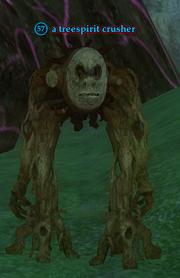 A treespirit crusher
