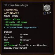 The Warden's Aegis