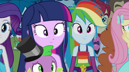 Twilight awaiting the Fall Formal vote results EG