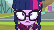 Twilight asks about Equestria EG3