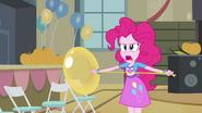 Pinkie Pie hearing about Fluttershy EG