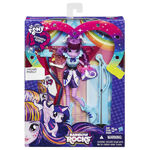 Rainbow Rocks Twilight Sparkle Rockin' Hairstyle doll packaging