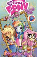 MLP Annual 2013 Larry's Comics cover