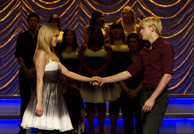 Resultado de imagen de the time of my life glee