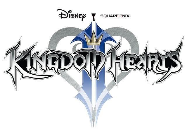 Archivo:Logo Kingdom Hearts 2.jpg