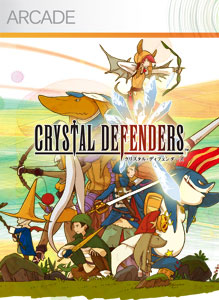 Archivo:Crystal Defenders Xbox Live Arcade .jpg