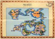 Mapa FF1 (FFI&II)
