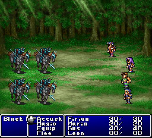 Archivo:Batalla de Final Fantasy Origins Final Fantasy II.png
