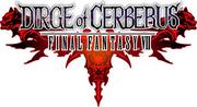 Logo FFVII Dirge of Cerberus.png