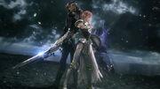 FFXIII-2 Lightning vs hombre.jpg