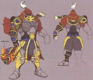 Gilgamesh concepto 2