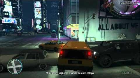 GTA IV Mission Deconstruction for Beginners