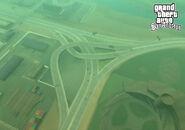 Blackfield intersection