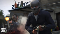 Gta v masks