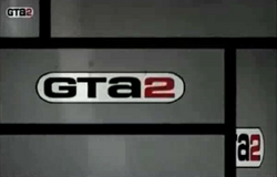 Grand Theft Auto 2 The Movie - Logotipo de GTA 2