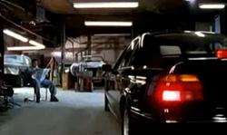 Grand Theft Auto 2 The Movie - El automóvil de Claude antes de ser pintado