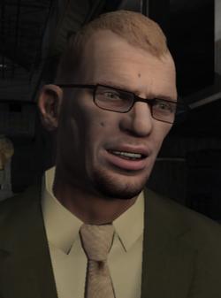 Dimitri Rascalov perfil