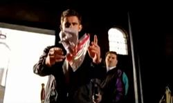 Grand Theft Auto 2 The Movie - Claude lanzando bolsas de Zoom-Zoom