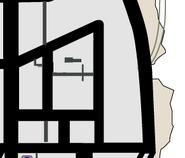 Mapa de fuerte staunton LCS