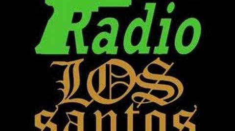Radio Los Santos Deep Cover - Dr.Dre Snoop Dogg