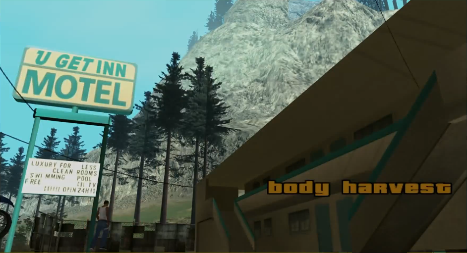 Image result for Body Harvest (GTA: San Andreas)