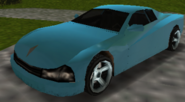 Cheetah Azul