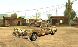 GTA San Andreas Beta Bloodring Banger
