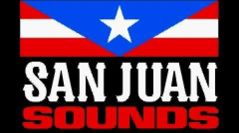 San Juan Sounds - Calle 13 - Atrévete-te-te