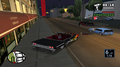 High Stakes, lowrider 7