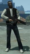 Escopeta munición normal TBOGT