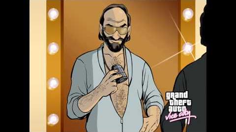 GTA Vice City Steve Scott Beta Phone Call