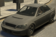 Sultan GTA IV