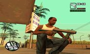GTA San Andreas Beta Lanzagranadas 1