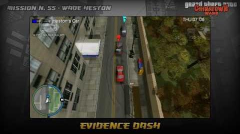 Evidence Dash